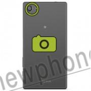 sony xperia z5 compact back camera reparatie