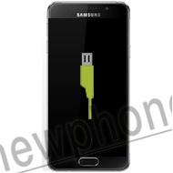 Samsung galaxy a3 2016 connector reparatie
