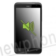HTC Titan, Speaker repair