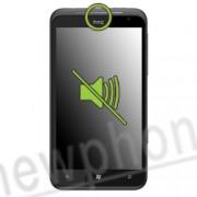 HTC Titan, Ear speaker repair