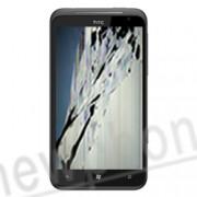 HTC Titan, Touch Screen/LCD Screen Repair