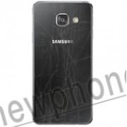 Samsung galaxy A3 back cover reparatie