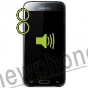 Samsung Galaxy S5 mini, Volumetoets reparatie