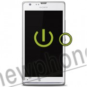 Sony Xperia C, Powerknop reparatie