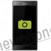 sony xperia z5 compact front camera reparatie